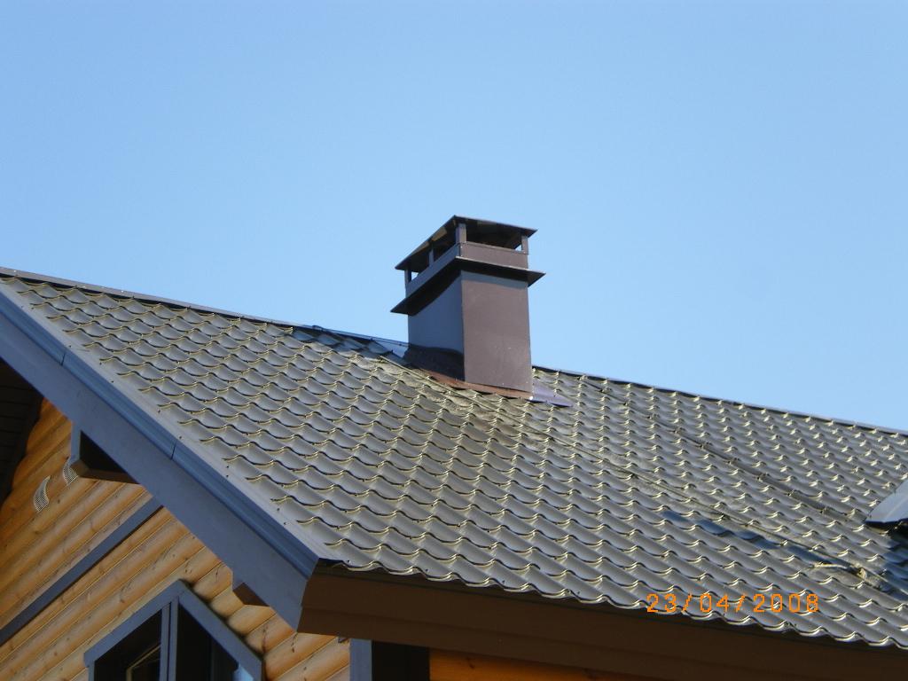 Короб на крышу